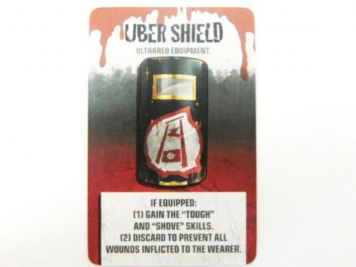 AN:  Ultrared Equipment Card ( Uber Shield)